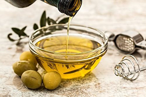 橄榄油。(Steve Buissinne/CC/Pixabay)