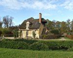 法国巴黎乡村建筑。(Pixabay)
