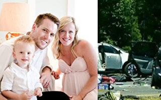 一場車禍中痛失两愛子 两年後一家四口竟這樣「再次團圓」