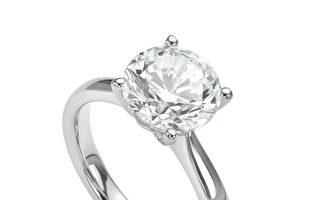 钻戒不仅仅是一种装饰,更多是可以保值投资。(米兰珠宝店提供)
