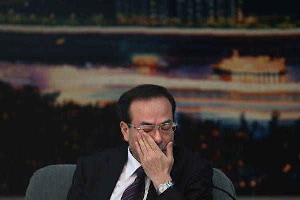 前重庆市委书记孙政才被免职后的10天,官方直接宣布其因严重违纪被立案审查。(Feng Li/Getty Images)