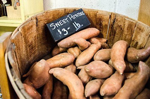 番薯。(Steve Adcock/CC/Pixabay)
