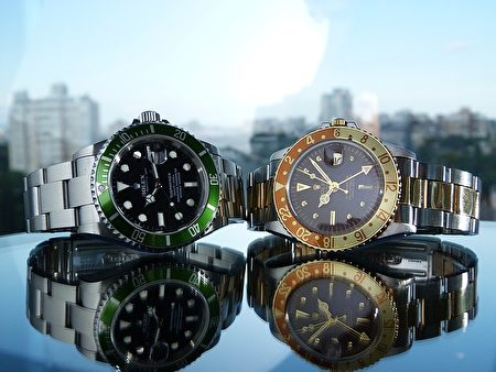 劳力士手表。(图/pixabay)