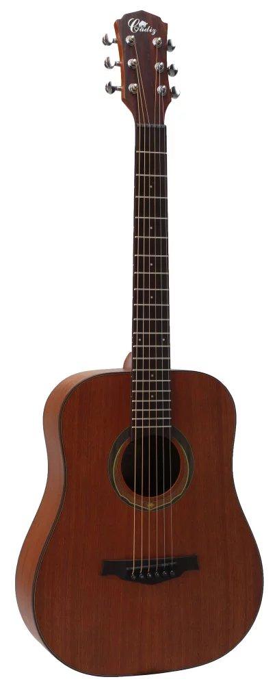合板吉他。(本文作者提供)