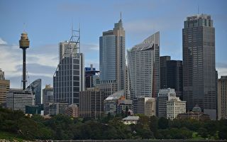 有跡象顯示,從中國向澳洲房地產市場的資本流動正在放緩。(PETER PARKS/AFP/Getty Images)