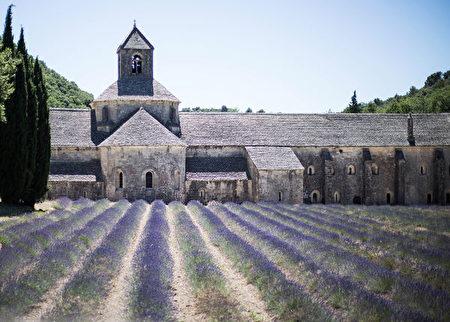 普罗旺斯最热门的地区也是拥有最大片薰衣草花园的的地区是瓦朗索尔(Valensole)以及索村(Sault)。(欧棒巴黎提供)