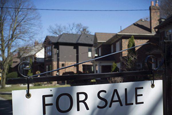多倫多房屋市場上的買賣雙方仍在觀望。(加通社)
