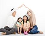 我们一家是团体,但每一个人也是单独的个体,可以依赖,但也可以独立。(fotolia)