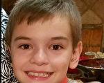 周一晚上8点半,在警方响应一起致命枪击后,9岁的丹尼尔‧莫罗佐夫(Daniel Morozov)被劫持。(警方提供)