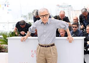 國際名導伍迪‧艾倫於2016年參加國際影展資料照。  (Andreas Rentz/Getty Images)