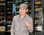 赵传迎来出道第30年,7日他为新歌《看不见的地方》现身造势。(旋风音乐提供)
