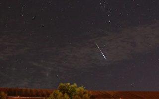 台12日晚英仙座流星雨大爆發 每小時150顆