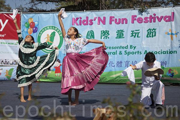 硅谷第八届国际童玩节 台湾文化在主流展现