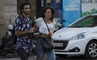 西班牙恐攻 13个台湾旅行团在当地 两人轻伤