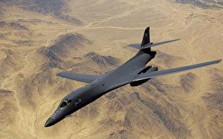 美日聯合軍演 B-1B轟炸機魚鷹機均出陣