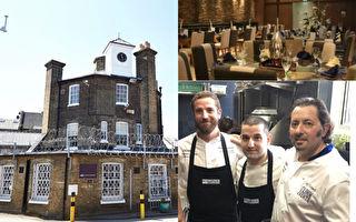 英国顶级餐厅开在监狱 毒品犯变身料理高手