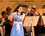 尋找音樂與人生真義—專訪神韻長笛演奏家李佳蓉