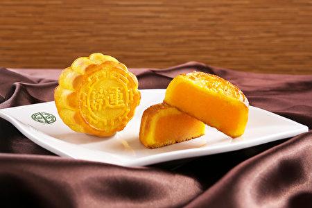 「添好運」引進香港人最愛的道地奶皇口味,蛋香濃郁、鹹甜交融。(鈞勢公關/提供)