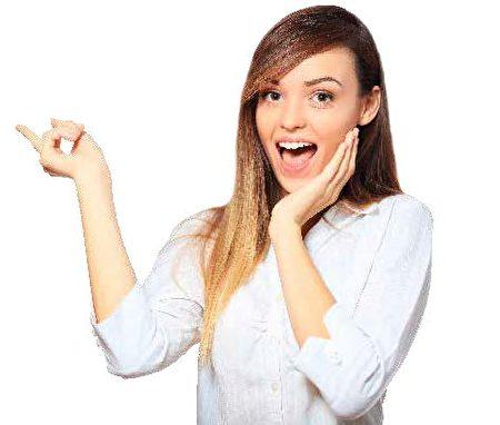 找到正确咬合点,就能解决颚骨关节障碍性(TMD)痛症。(Shutterstock)