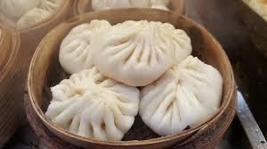 包子有菜有肉还有面,是美味营养的食物。(Pixabay)