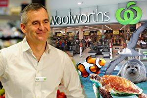 澳洲超市放棄利潤的重大決定 挽救10億條生命