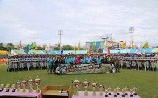 第12屆東高盃青棒暨青少棒錦標賽開幕