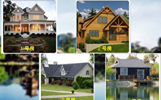 选出你最想入住的房子 测出最真实的你