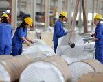 美国商务部8月初步裁定,从中国进口的铝箔在美倾销,将征收反补贴税。 (AFP)