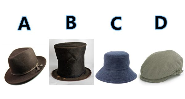 选帽子看三个月内的变化-FB