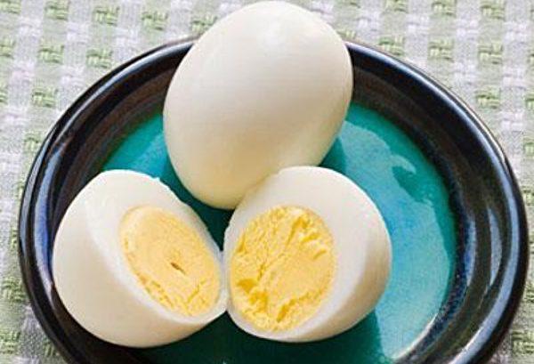 白煮蛋。(Pixabay)