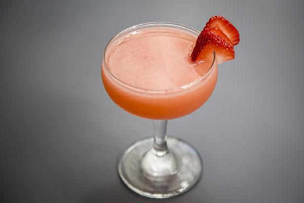 O Sweet Spontaneous 鸡尾酒。(Samira Bouaou/The Epoch Times)