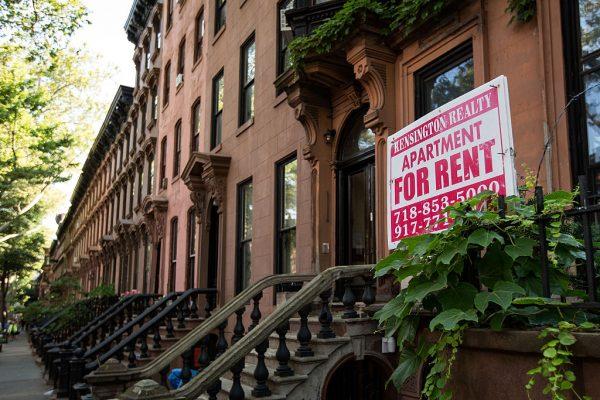 在2010年到2017年间,纽约住宅市场成交率最高的地区是布碌崙市中心。 (Drew Angerer/Getty Images)