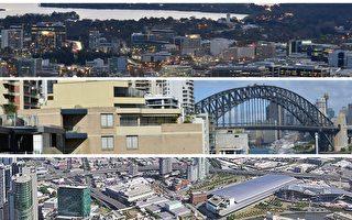 """房价""""真正""""上涨 悉尼、墨尔本、堪培拉"""