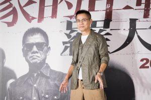 羅大佑8月11日出席演唱會售票記者會。 (陳柏州/大紀元)
