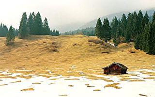 秘境小屋(三)在山丘上雕出自己的家