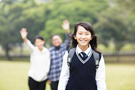 根據一份最新研究,近三年中國學生入讀美國高中的人數,年年大幅增長,增幅達48%。(Fotolia)