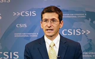 華府智庫戰略與國際研究中心(CSIS)亞洲安全高級研究員庫珀(Zack Cooper)博士。 (約克/大紀元)