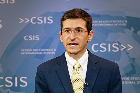 华府智库战略与国际研究中心(CSIS)亚洲安全高级研究员库珀(Zack Cooper)博士。 (约克/大纪元)