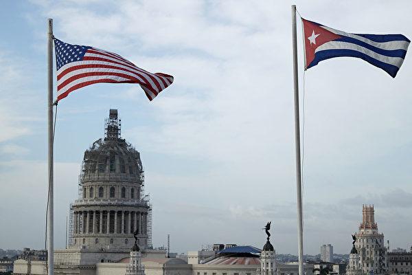 周三(8月9日)美国国务院表示,美国驻古巴首都哈瓦那的外交人员的听力严重受损,美国在5月份驱逐2名古巴官员进行报复。 (Chip Somodevilla/Getty Images)