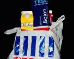 这种袋子即将从Tesco的商店里消失了。(Daniel Berehulak/Getty Images)