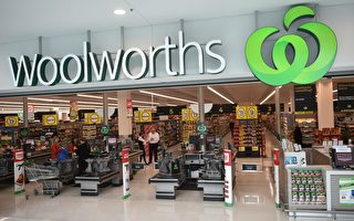 Woolworths購物袋拋棄中國製造 支持本地厂商