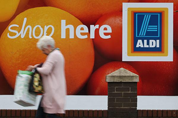 雄心勃勃 德國超市巨頭Aldi海外擴張