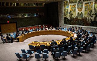 朝鮮7月4日首次試射洲際彈道導彈(ICBM)後,美國及中國一直在協商聯合國擴大制裁平壤的決議草案,星期四(8月3日)多位外交官透露,美中已達成協議。(Drew Angerer/Getty Images)