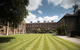 在向中共政府审查要求屈膝、遭到学术界讨伐之后,剑桥大学出版社周一(8月21日)改弦易辙。( SHAUN CURRY/AFP/Getty Images)
