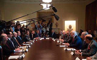 川普部分内阁成员每周聚在一起读圣经