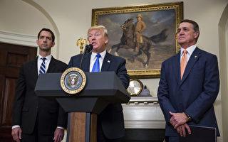 川普宣布移民改革法案 採擇優制大砍綠卡