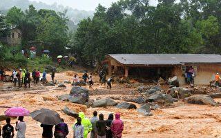 塞拉利昂泥石流罹难人数近400 数百人失踪