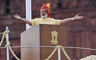 """莫迪独立日演讲 将打造一个""""新印度"""""""