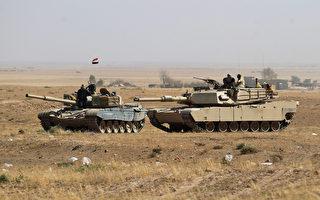 伊軍展開攻勢 收復IS最後重要據點