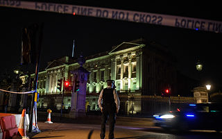 白金漢宮前發生恐襲 英一男子持刀襲警